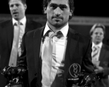 Güvenç best player and topscorer of the first period